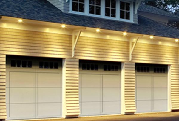 161 Courtyard Garage Door
