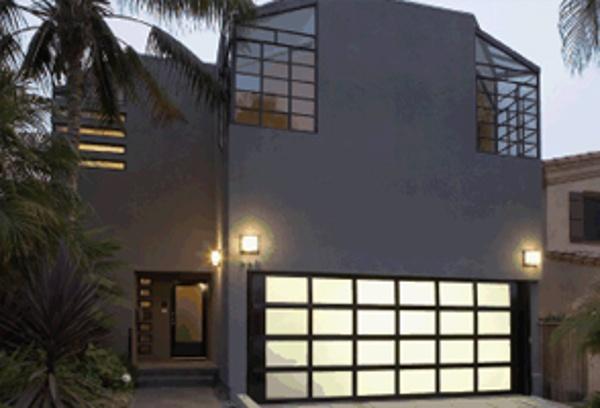 Aluminum Residential Garage Door
