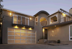 Aluminum Residential Garage Door