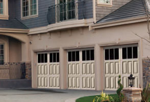 Wood Residential Garage Door