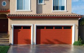 Steel Residential Garage Door